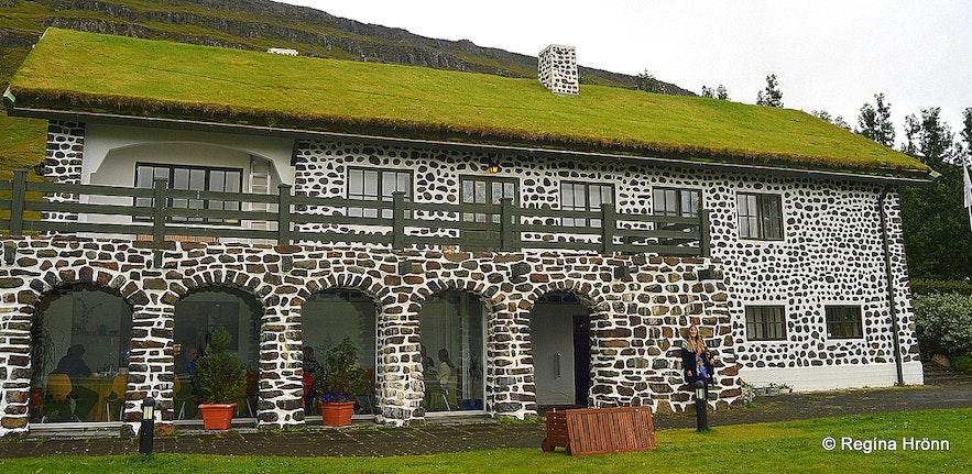 Regína at Skriðuklaustur