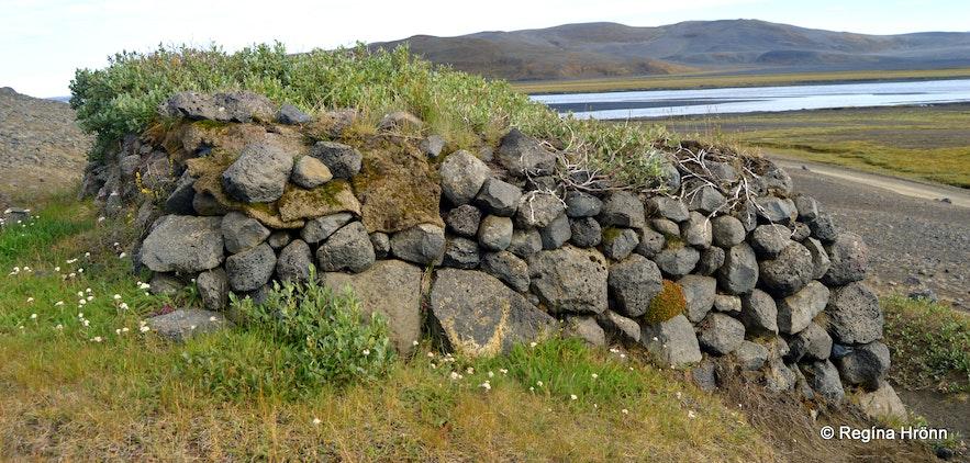 Tumbi in the highland of Iceland