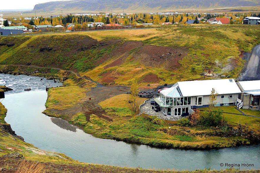 A fantastic Stay at the Frost and Fire Hotel on the Banks of Varmá River in South-Iceland