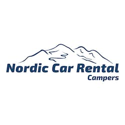 Nordic Car Rental Campers logo