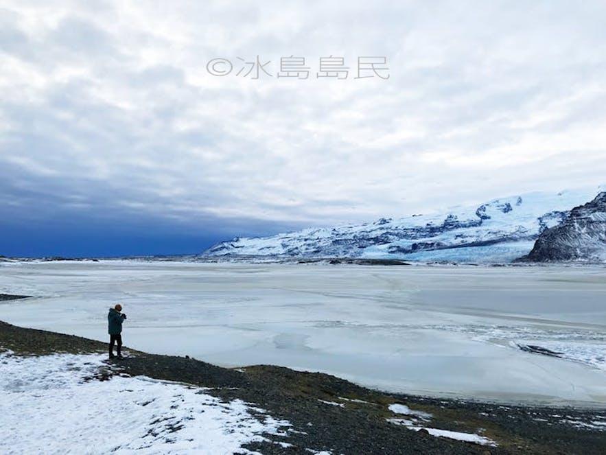 冰島權力遊戲藍色冰川