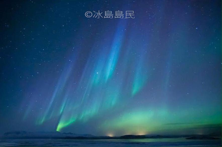 在冰島觀測極光攻略