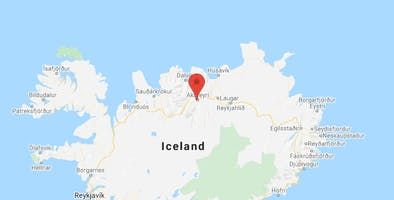 Akureyri Christmas House