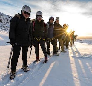 Glacier Wonders   Hike Atop a Glacier in Iceland