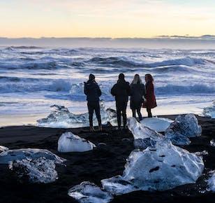 South Coast and Jokulsarlon Sightseeing Tour from Reykjavik