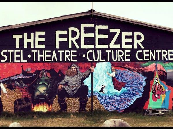 The Freezer Hostel, Theatre and Culture Centre