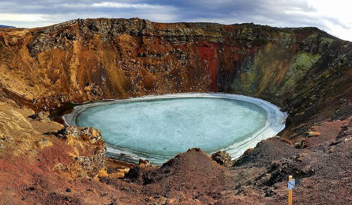 Il Circolo d'Oro ed il cratere vulcanico Kerid | Giro turistico