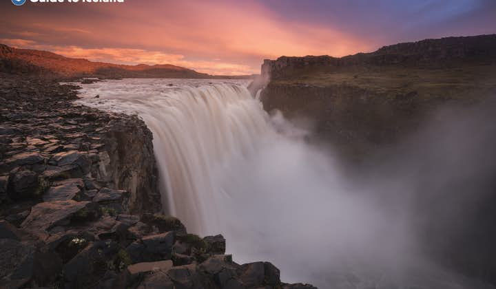 Iceland's incredible waterfalls are well worth a visit