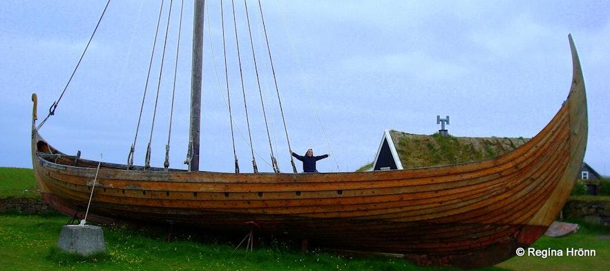 Víkingaheimar - Viking World in Reykjanesbær & the Viking Ship Icelander