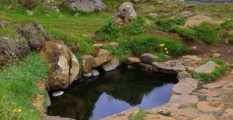 Krosslaug West-Iceland