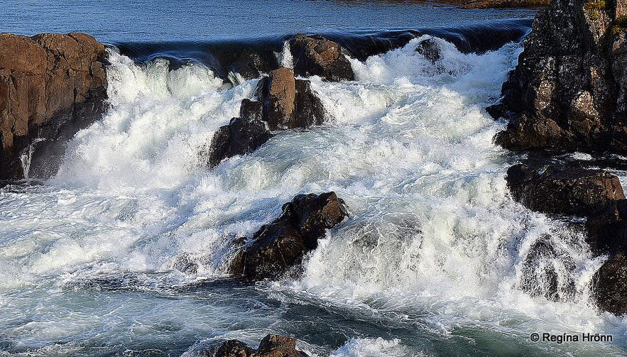 Glanni waterfall