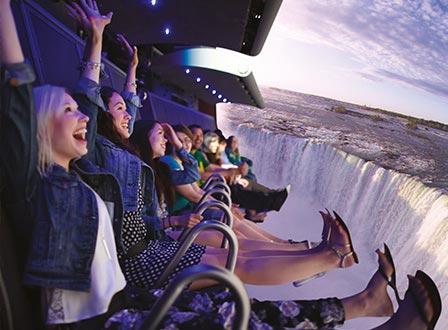 飞跃冰岛4D观影|冰岛人都争相体验的雷克雅未克特色项目