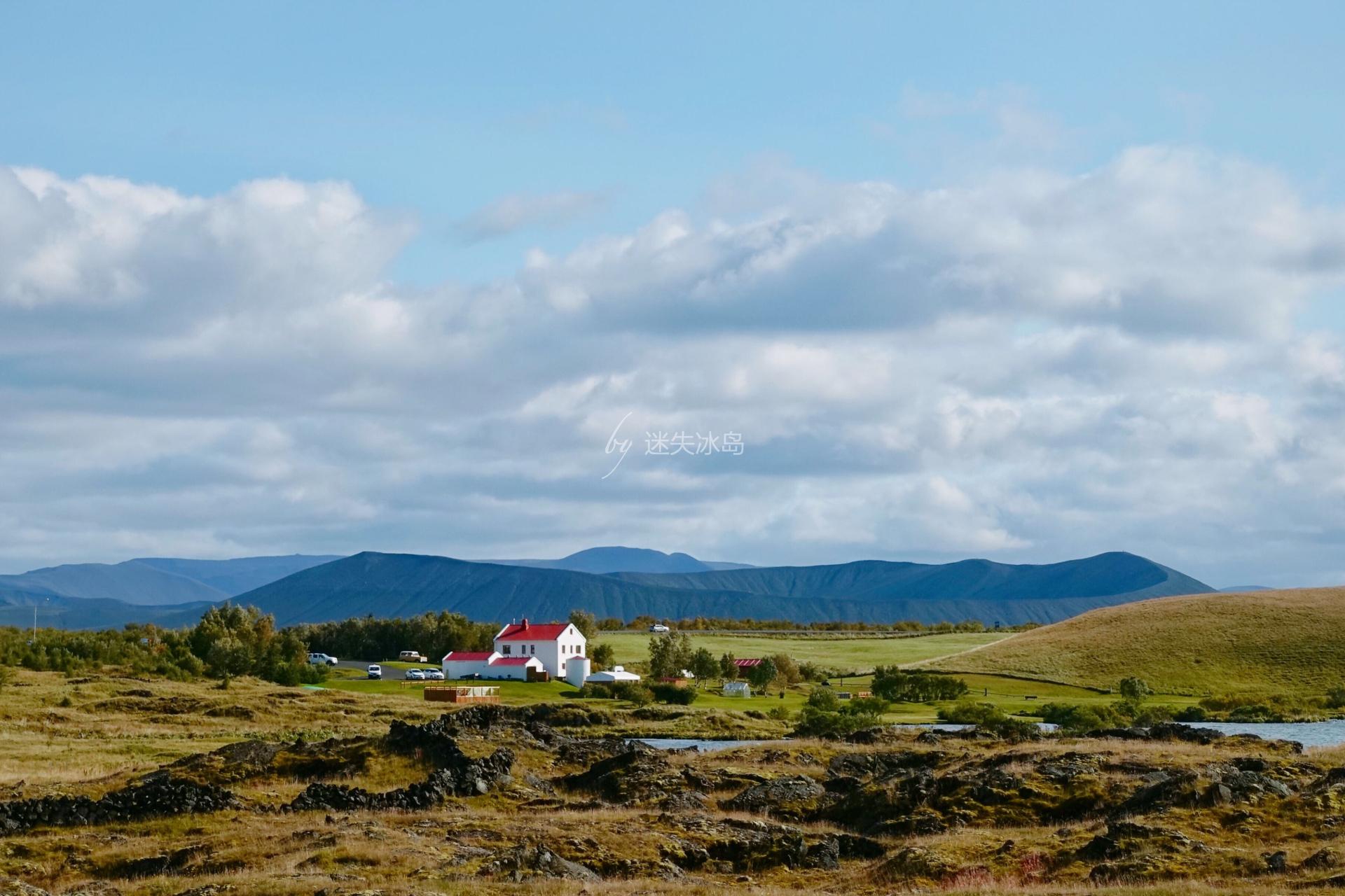 迷失冰岛的米湖游览推荐|不只有温泉的地热宝藏区