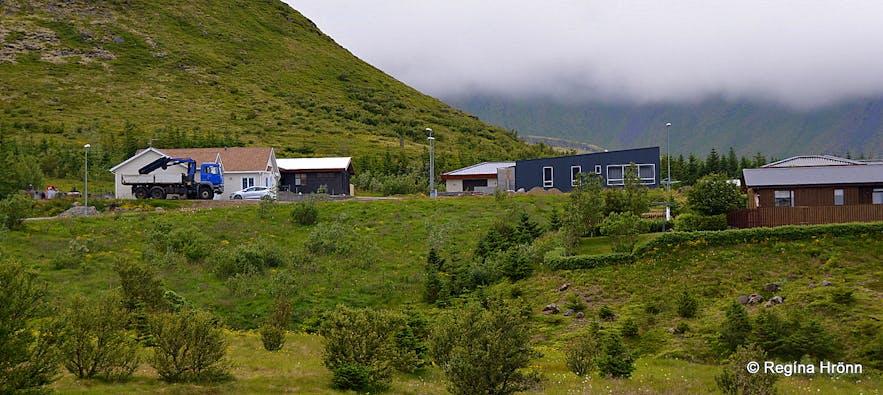 Elf locations in Grundarfjörður