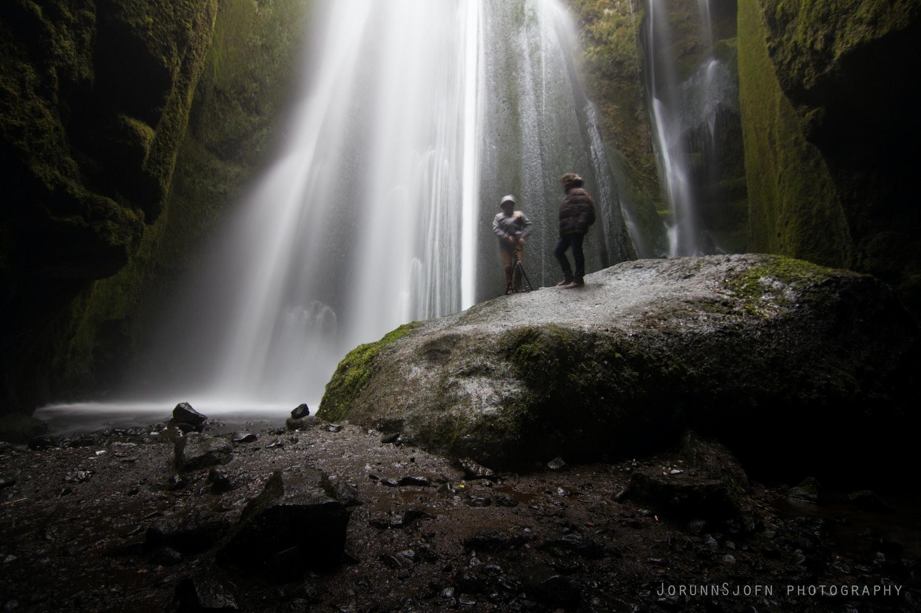 Gljúfrabúi in Iceland