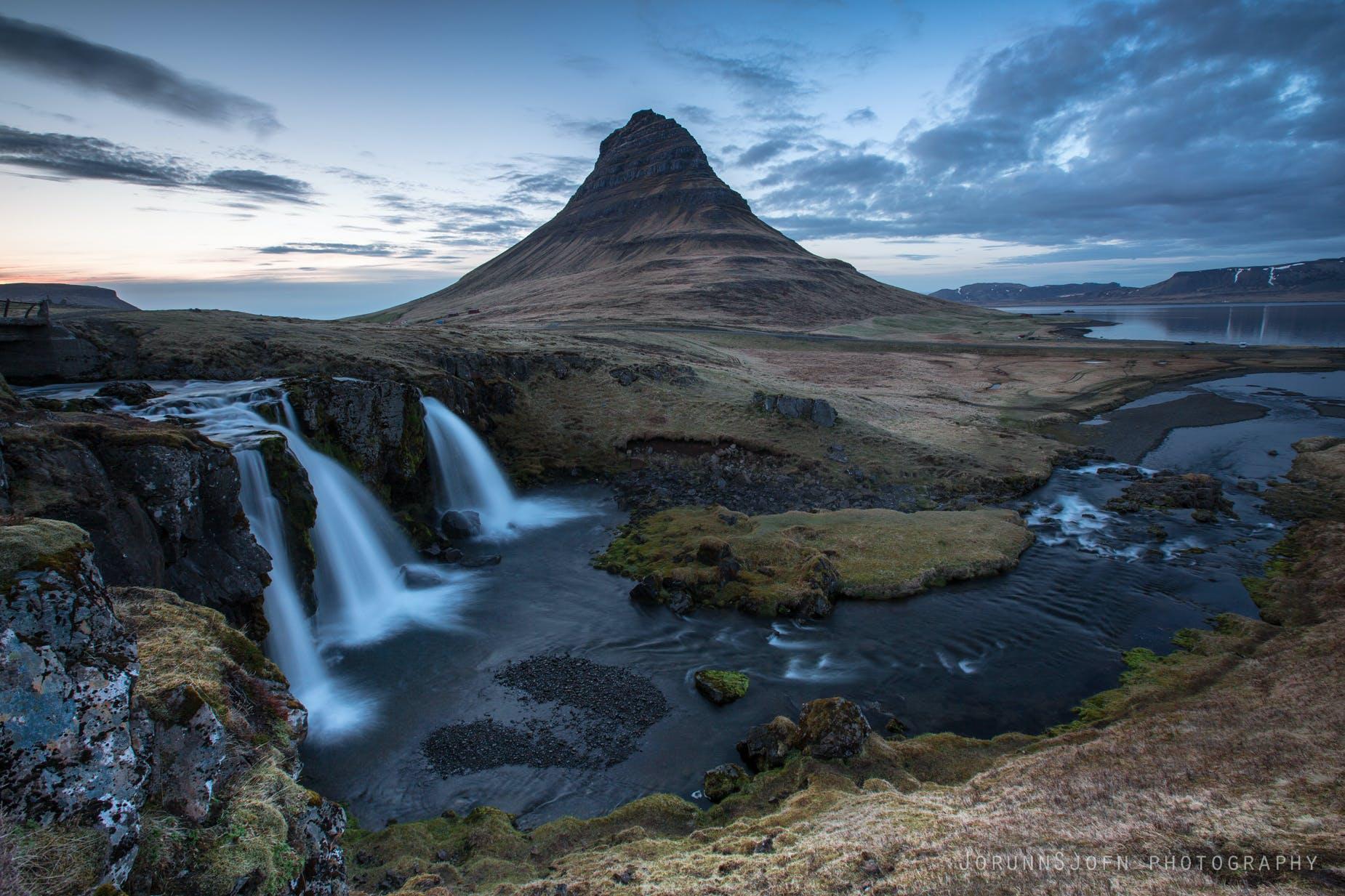kirkjufellsfoss in Iceland