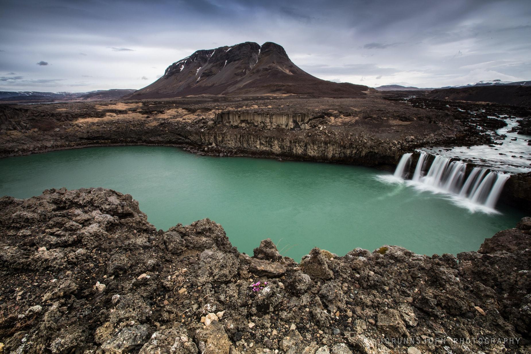 þjófafoss in Iceland