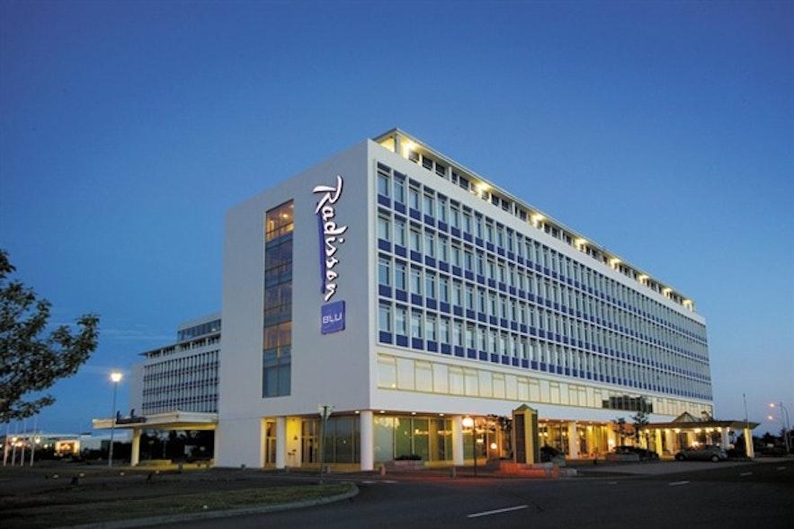 Radisson Blu Hótel Saga is a magnificent hotel in Reykjavik.