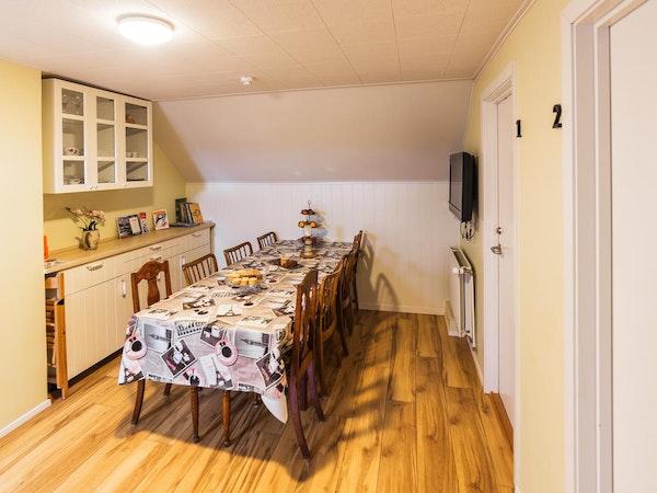 Eldstó Art Café/ Bistro / Pottery / Guesthouse
