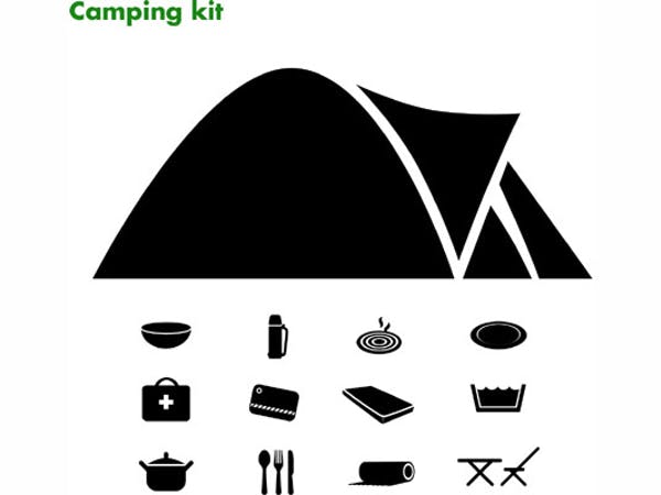 Camping Iceland