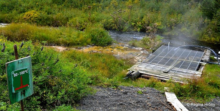 Marteinshver hot spring