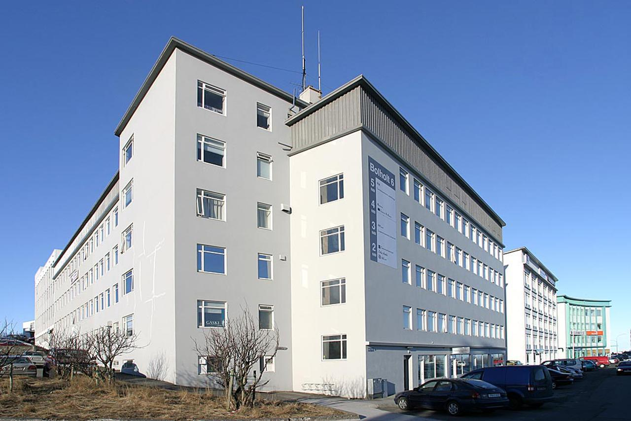 Stay Apartments Bolholt are a great place to stay in Reykjavik.