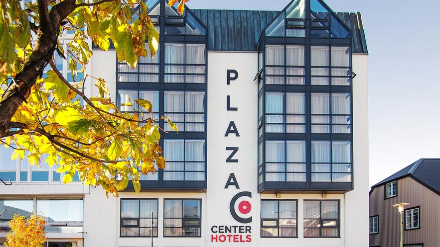 CenterHotel Plaza is one of four Reykjavik Centre Hotels.