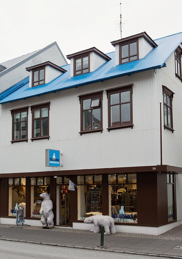 The CenterSpot Apartments are located right in the centre of Laugavegur.