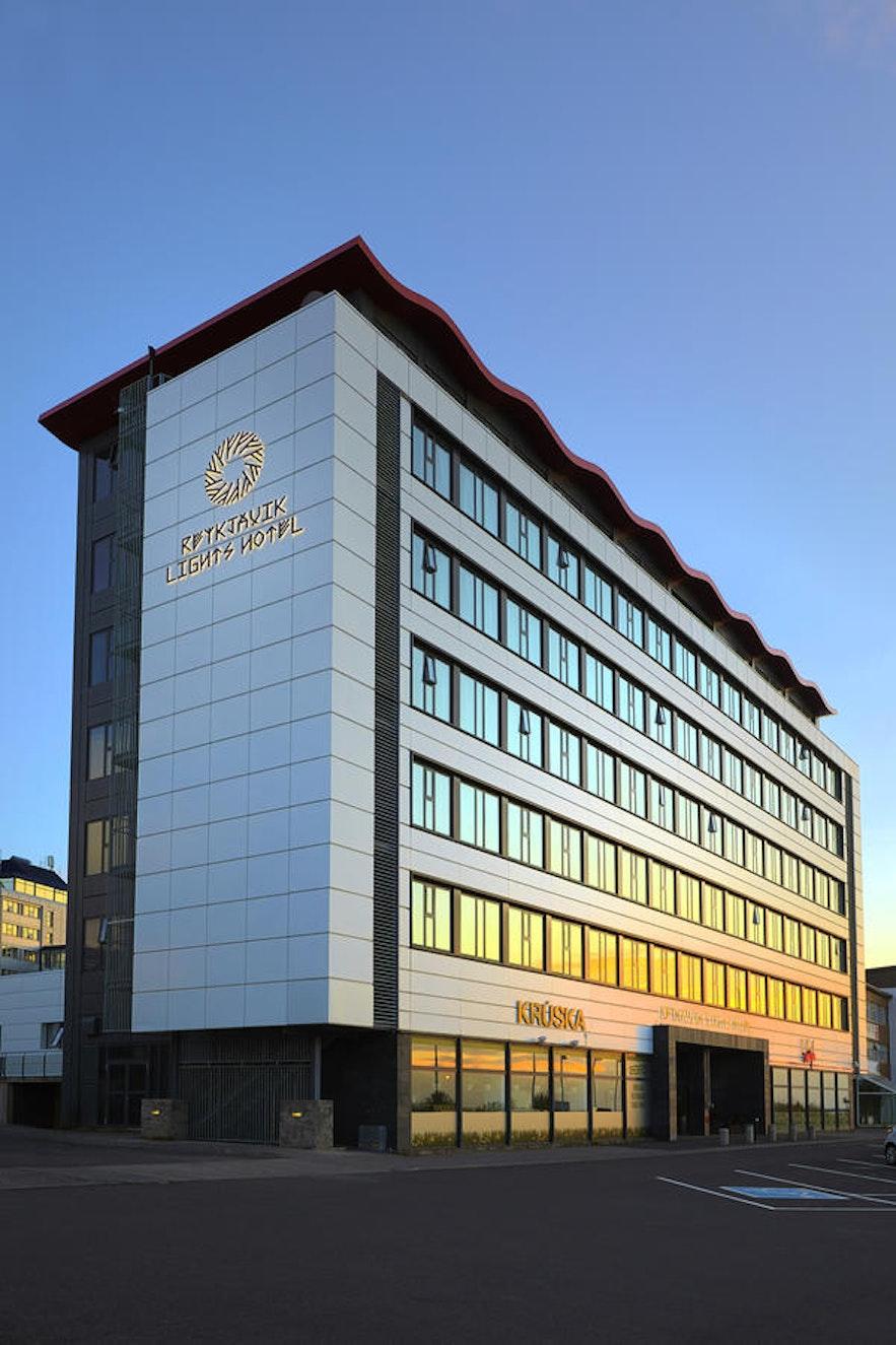 Reykjavik Center Hotels own Storm Hotel in Iceland.
