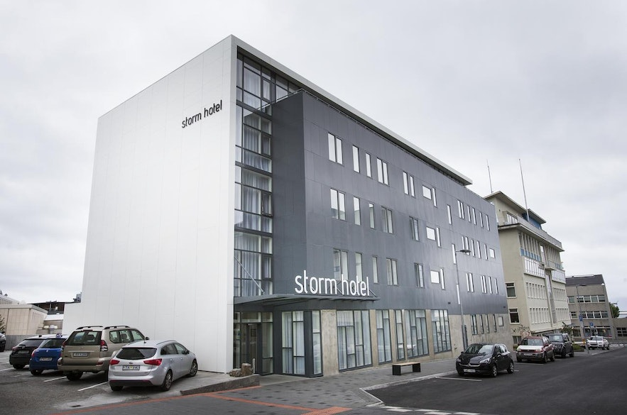 Storm Hotel is own by Keohotels in Reykjavik.