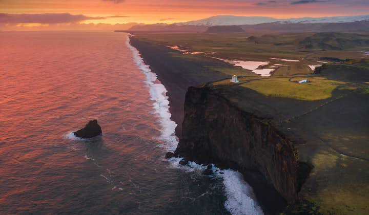 Dyrholaey is one of South Iceland's most beautiful coastal wonders.