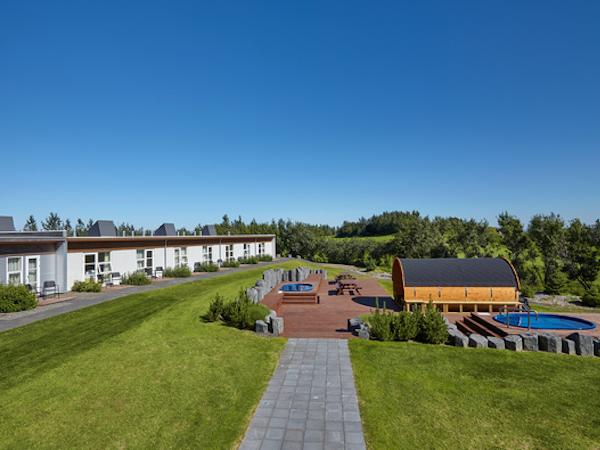 Icelandair Hotel Hamar has a wealth of outdoor amenities.