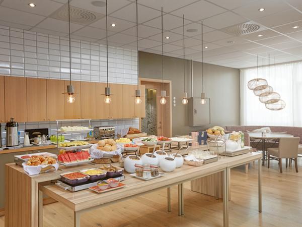 Icelandair Hotel Akureyri provides breakfast for all guests.
