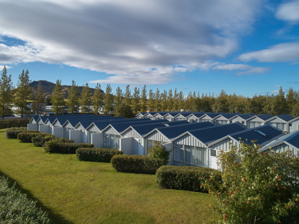 Icelandair Hotel Fludir is close to the Secret Lagoon in Iceland.