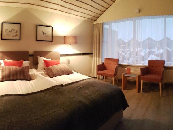 Icelandair Hotel Fludir has 32 comfortable, spacious bedrooms.