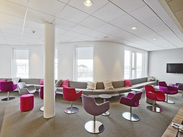 Icelandair Hotel Herad is stylish, modern and comfortable.