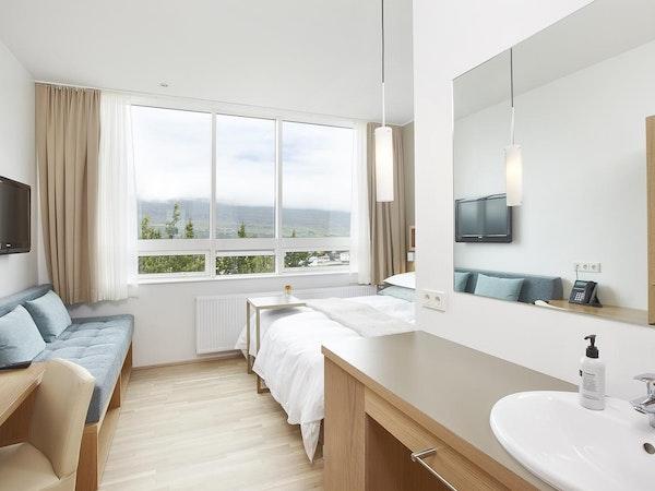 Icelandair Hotel Akureyri has a diverse range of rooms and suites.