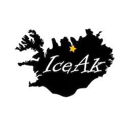 IceAk North Iceland Super Jeep Tours logo