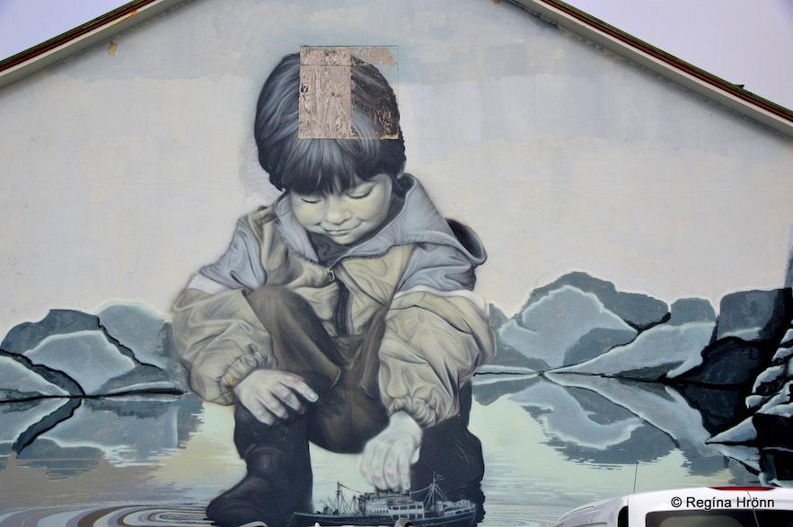Westman Islands South-Iceland - artwork