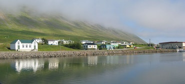 Súðavík渔村