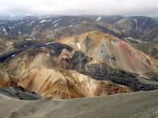 Brennisteinsalda硫磺火山