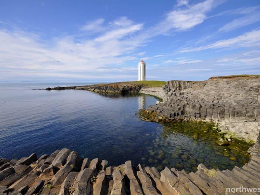 冰岛最美的八大柱状节理景点