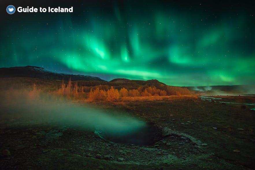 3月是来冰岛看北极光的好季节