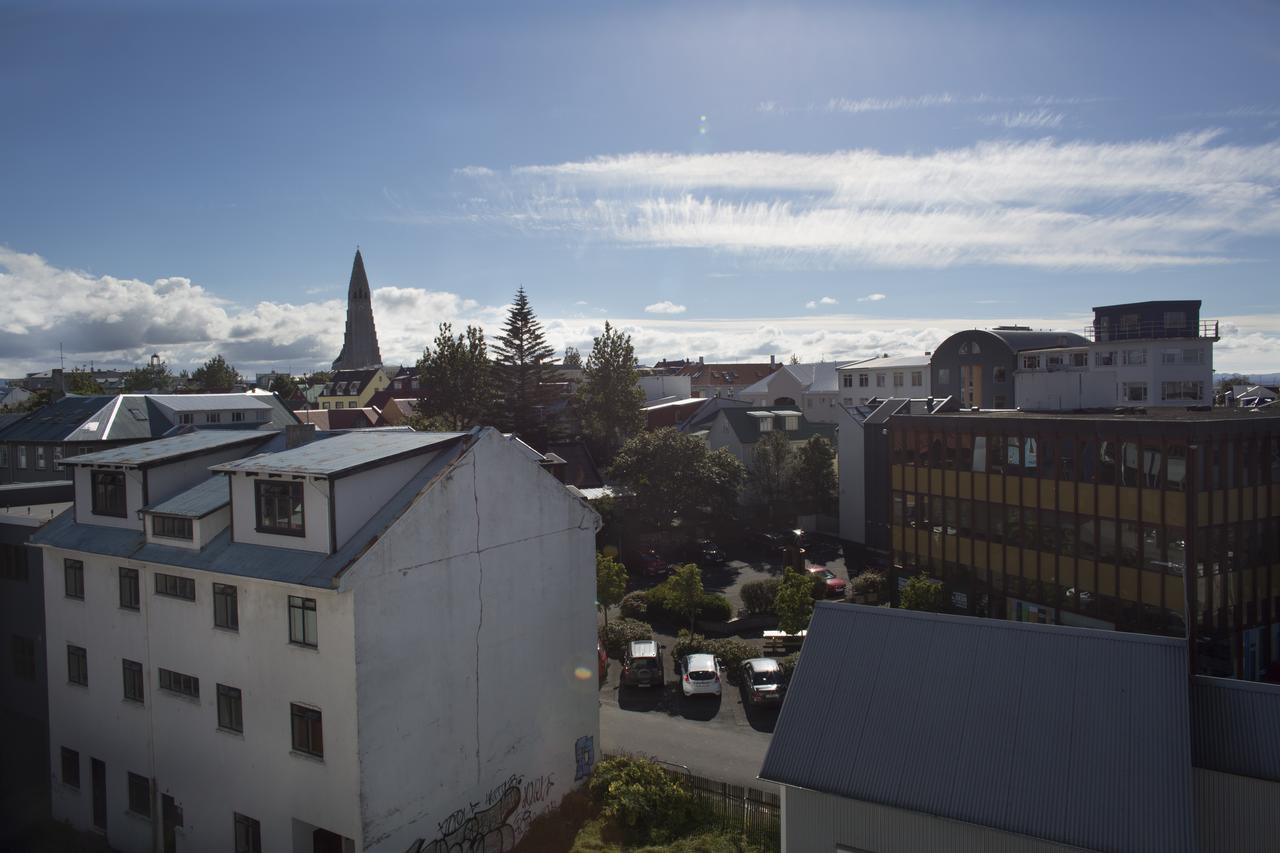 Room With a View Hotel is located in the heart of downtown Reykjavik.
