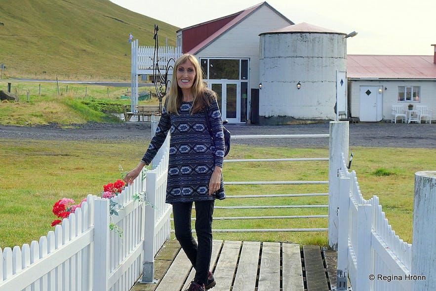 Hamrafoss at Síða