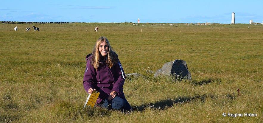 Hafurbjarnarstaðir pagan graves
