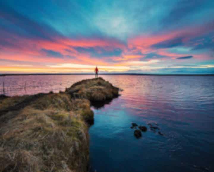 Opdag Island | rejseinformation, natur og kultur