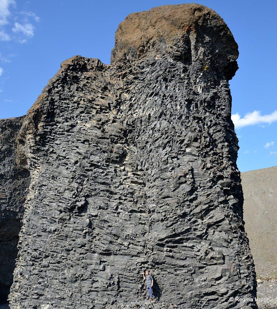Hljóðaklettar in Jökulsárgljúfur canyon