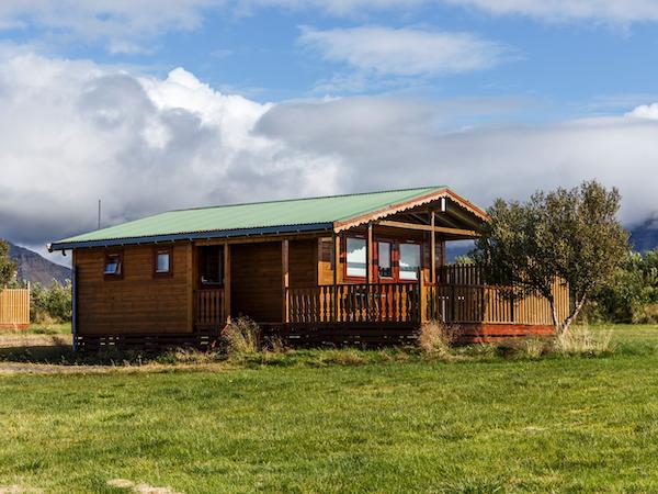 Snorrastaðir has several charming cottages.