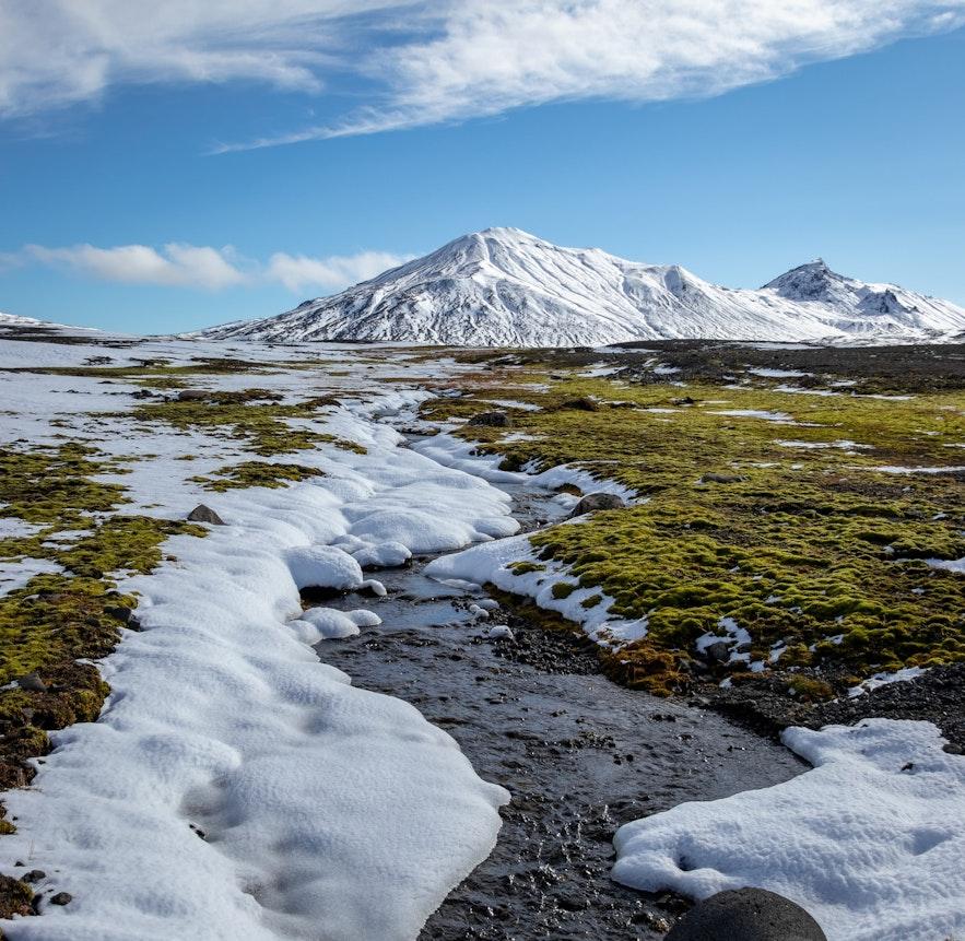 Vatnajokull is a huge National Park.